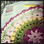 Soothing Stitches: Crochet Mandala Happy.